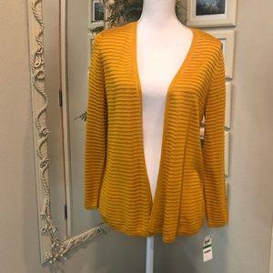 Mustard Colored Alfani Sweater